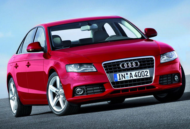 Audi лидирует в европейском премиум-сегменте