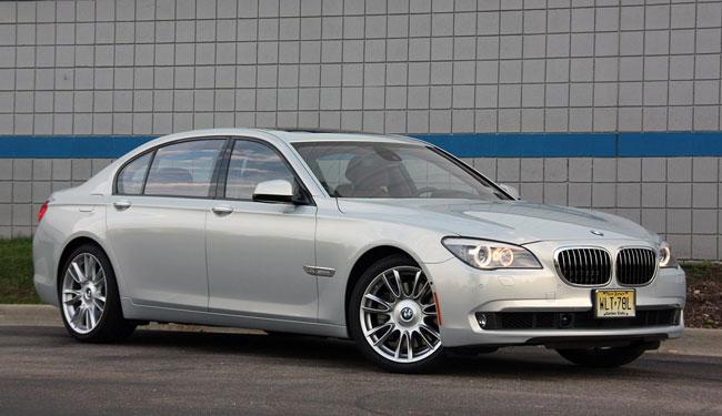В Детройте угнали BMW 7-Series ценой 140 000 долларов