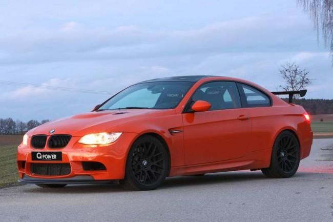 BMW M3 GTS от тюнинг ателье G-POWER