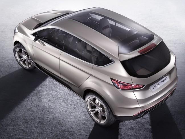 Стильный кроссовер Ford Vertrek Concept