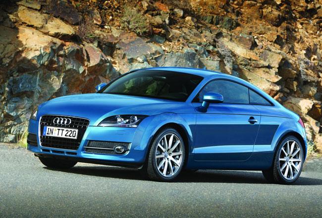 Audi Tourist Trophy - спортивное и динамичное авто