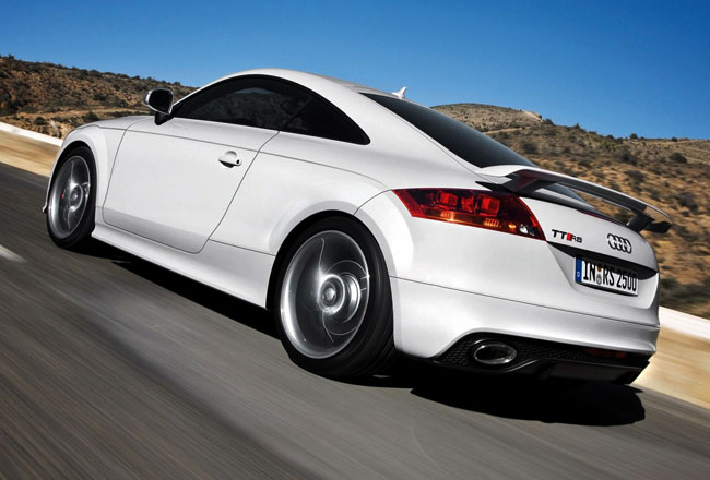 Первая Audi TT появилась в 1998 году