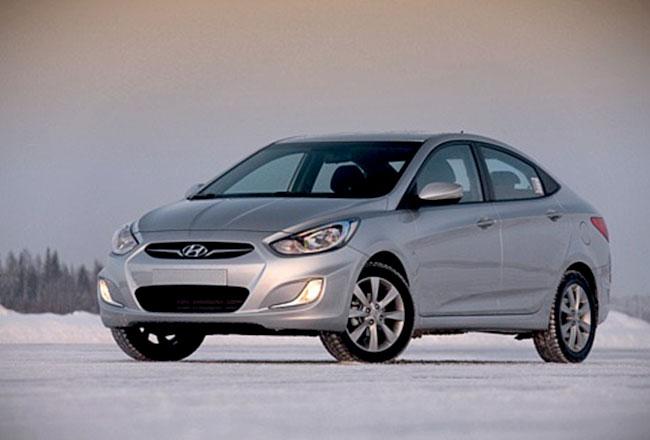 Под Петербургом началось производство Hyundai Solaris