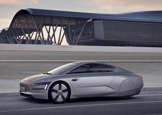 VW Formula XL1 будет выпущен ограниченным тиражом