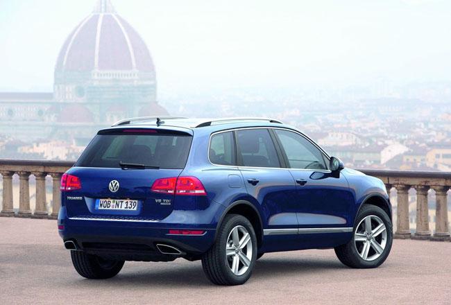 2011 VW Touareg V6 TDI