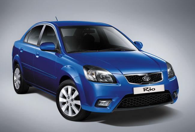 Обновленную Kia Rio будут производить в России