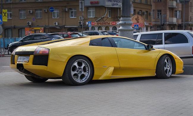 Mercury прекращает продажи Lamborghini в России