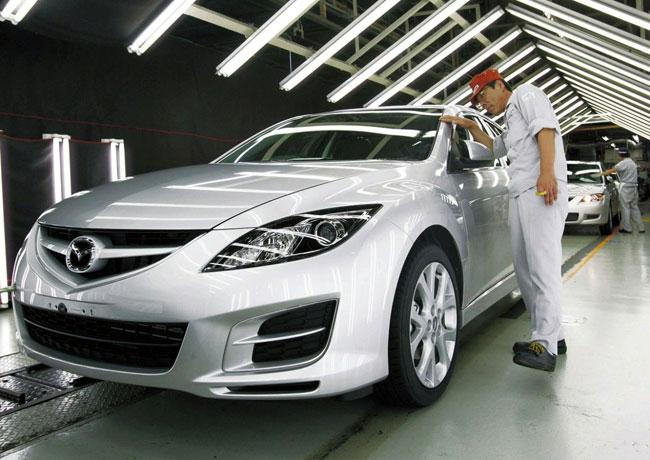Завод Mazda может быть построен в Приморье
