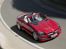 Фото Mercedes SLK 2011