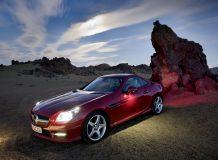 Mercedes-Benz SLK R172 фото