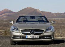 Mercedes SLK 2013 фото