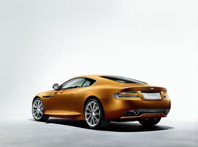 2011 Aston Martin Virage coupe