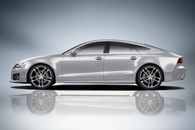 Audi A7 получила тюнинг-пакет от ABT