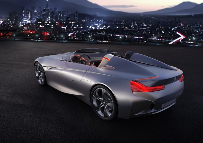 BMW представила Vision Connected Drive Concept