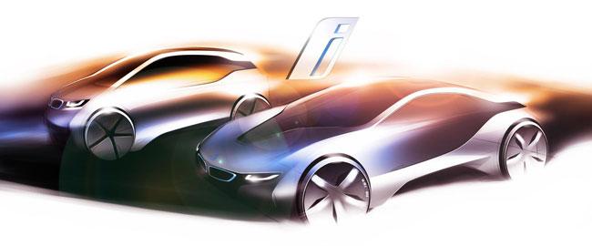 Компания BMW объявила о создании суббренда i