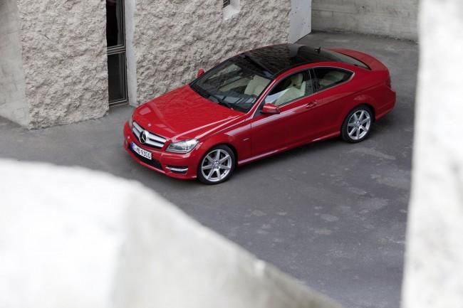 Mercedes-Benz C-Class Coupe (C204)