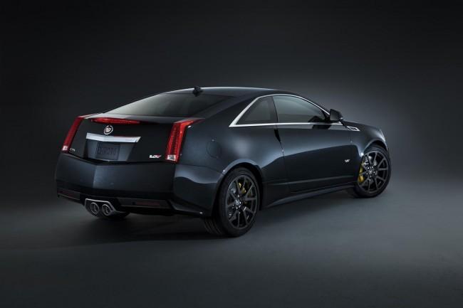 Cadillac CTS-V получил версию Black Diamond Edition