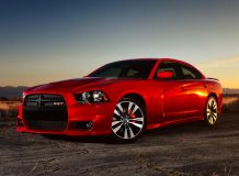 Новый Dodge Charger SRT8 2013