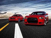 Новые Dodge Charger и Charger SRT8