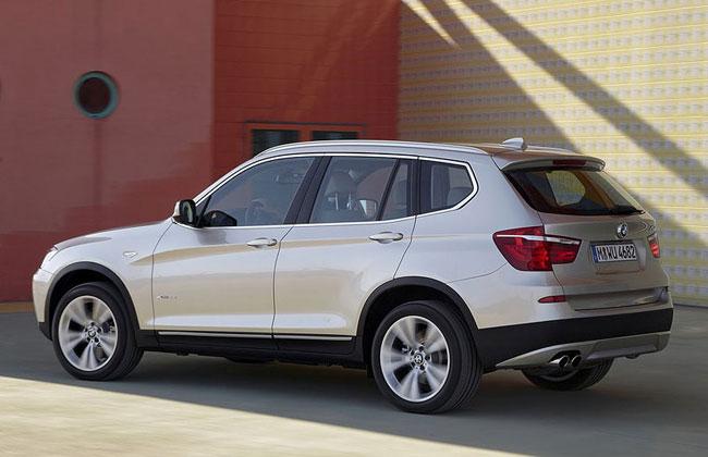 Новый BMW X3 будут собирать в Калининграде