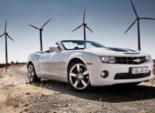 Фото Chevrolet Camaro Convertible