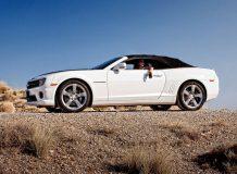 Фото Chevrolet Camaro кабриолет