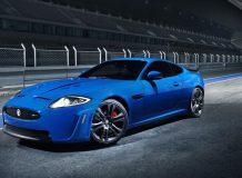 Фото Jaguar XKR-S Coupe