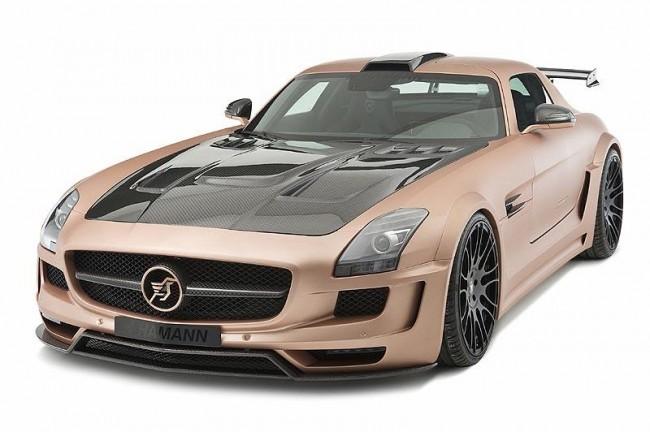 HAMANN HAWK на базе Mercedes SLS AMG