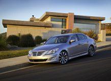 Фото Hyundai Genesis 2012