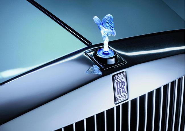 Тизер концепта Rolls-Royce 102EX