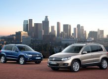 VW Tiguan Track & Style и Sport & Style