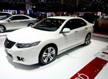 Новая Хонда Аккорд 2011