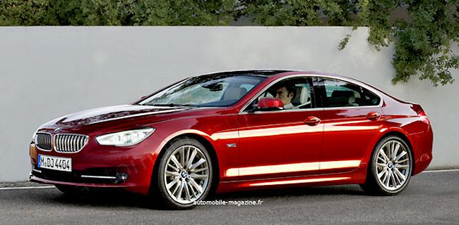 Компьютерное изображение BMW 4-series