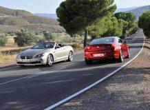 Кабриолет и купе BMW 6-series F12/F13