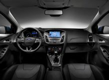 Салон Ford Focus III