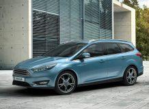Ford Focus 3 Wagon 2015 фото