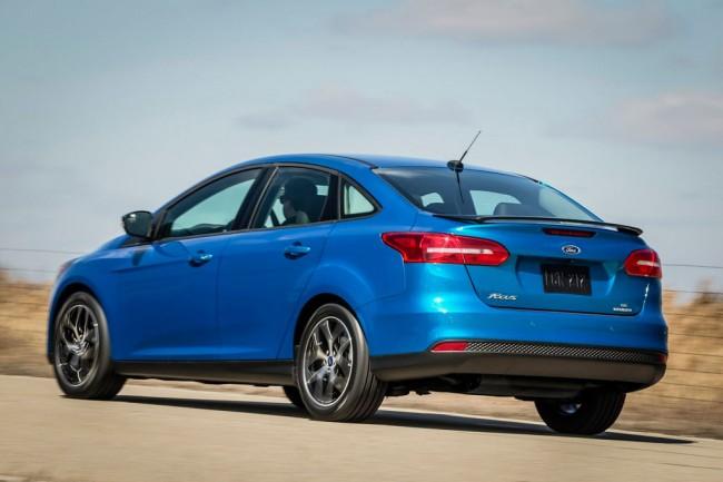 купить ford focus 3 sedan в кредит