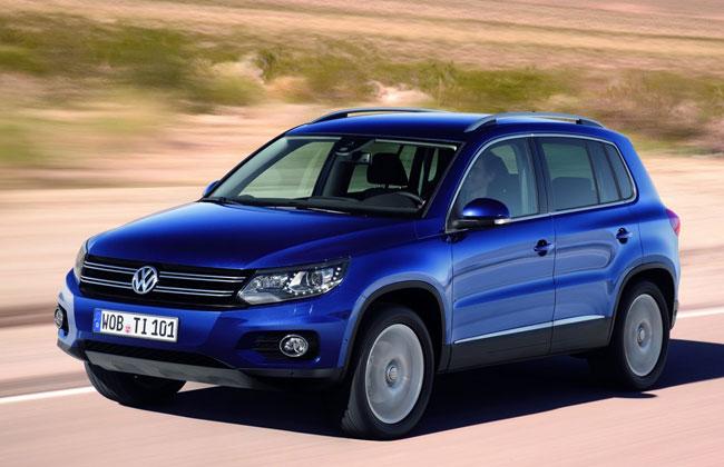 Продажи нового Тигуана 2011 в России начнутся летом