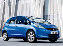 Honda Fit Jazz 2 фото