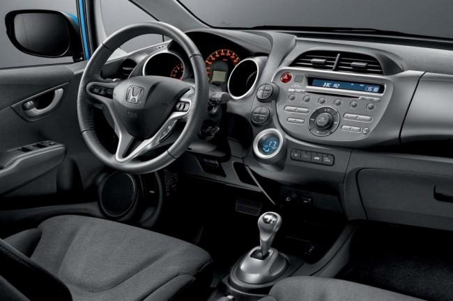 Салон Хонда Джаз 2