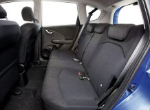 Интерьер Honda Jazz / Fit 2