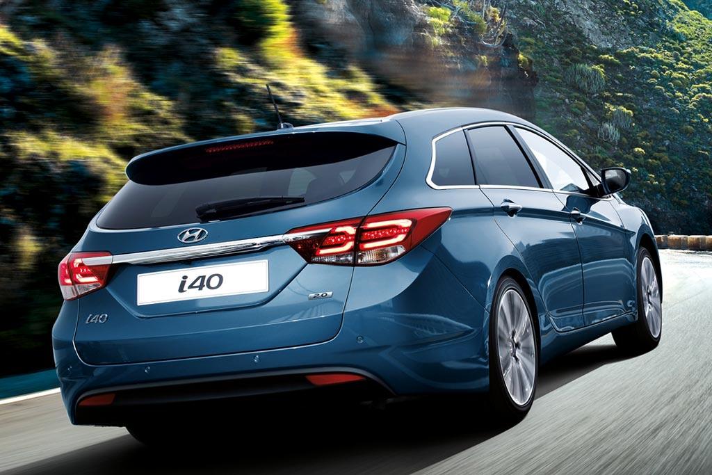 Обновленный Hyundai i40 Wagon