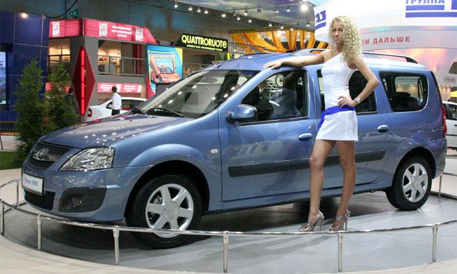 Фото универсала Lada R90
