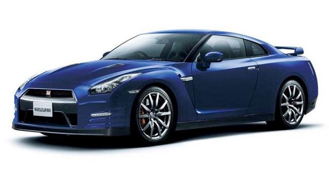 Купить новый Nissan GTR в России