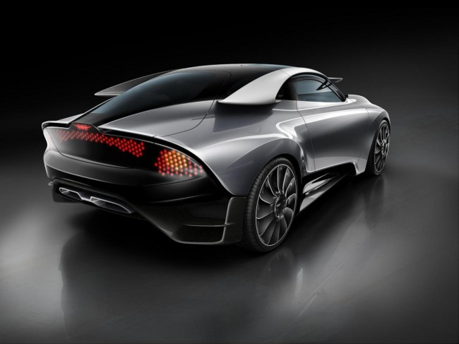 Saab PhoeniX Concept возвращает марку к истокам