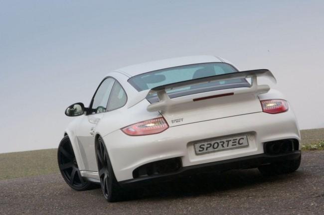Sportec SP 800 R на базе нового Porsche 911 GT2 RS