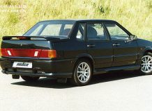 Lada 2115 тюнинг