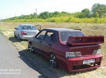 Тюнинг багажника ВАЗ 2115