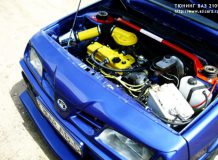 2109 тюнинг двигателя