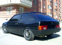 Авто тюнинг 2108